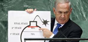 Netanyahu-crazy