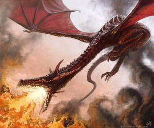 Drogon-Game-of-Thrones