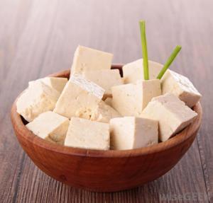 tofu-cubes