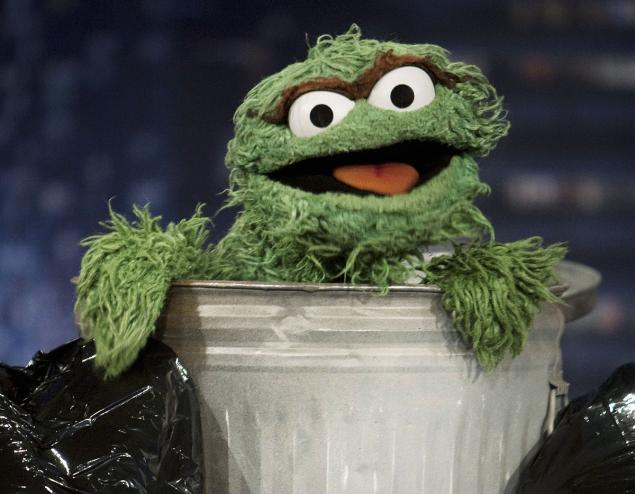 Oscar The Grouch Summer Vacation Tips The Pacific Garbage